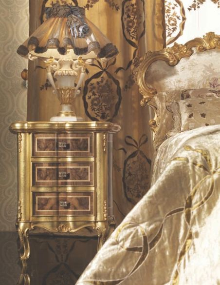 BEDS - Queen, King & California King Sizes Bed with Surround and Upholstered Headboard