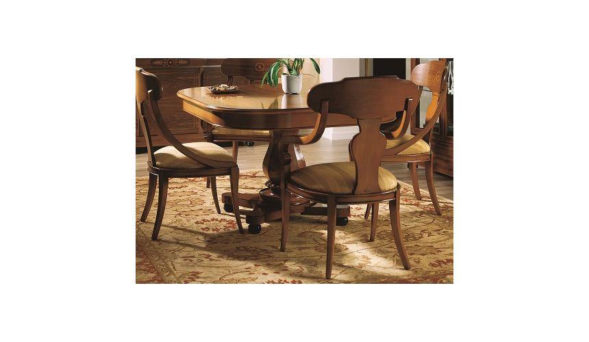 Dining Tables Pedestal Base Table Dining Set