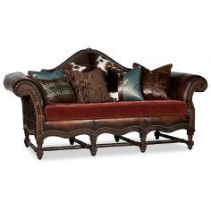 Aristocratic Humpback Sofa