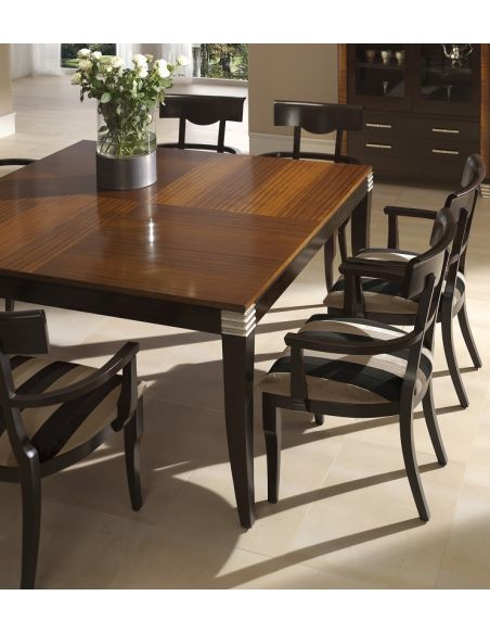 Dining Tables Square Wooden Dining Table
