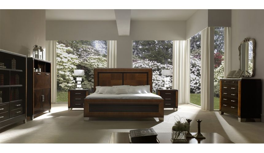 BEDS - Queen, King & California King Sizes Modern Bedroom. Complete set available to order.