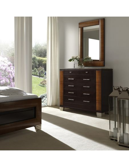 Modern Furniture Wooden Bedroom Chest
