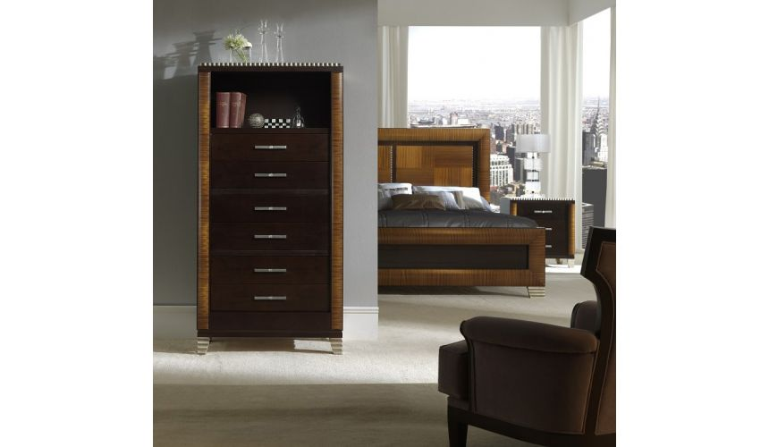 Bookcases Modern Tall Chest of Drawers