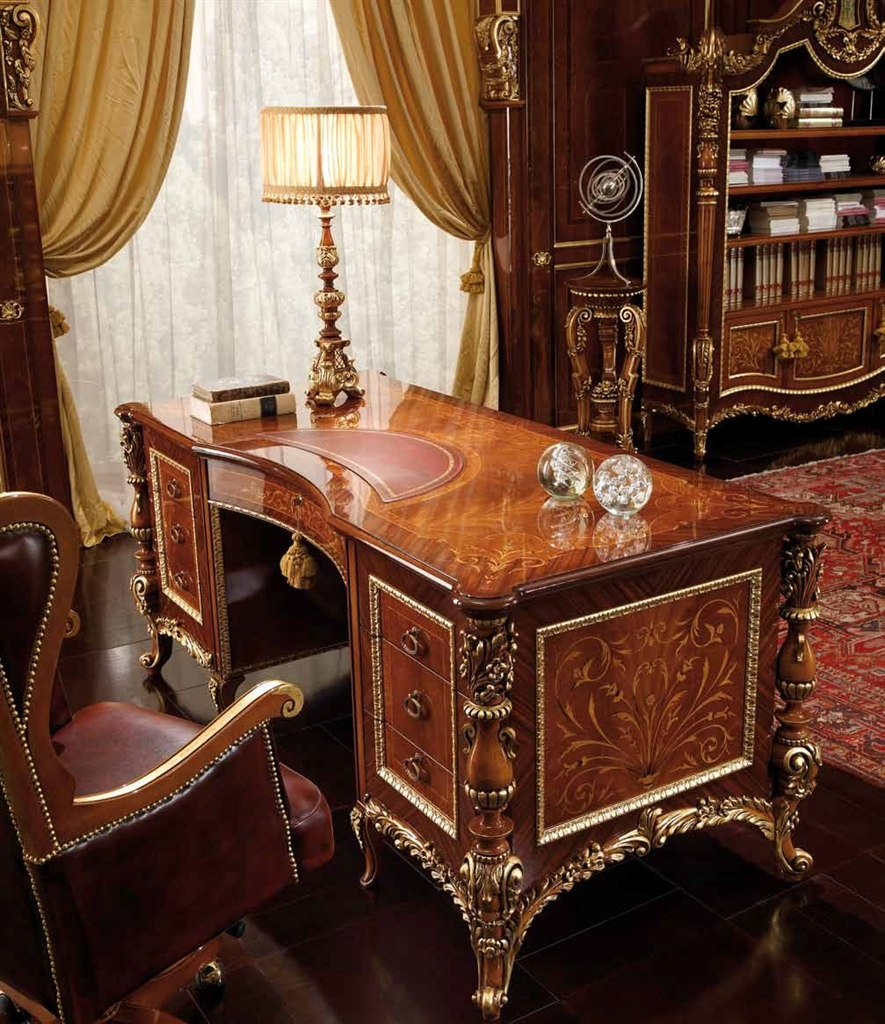 Luxury office furniture furniture masterpiece collection for Upscale home office furniture
