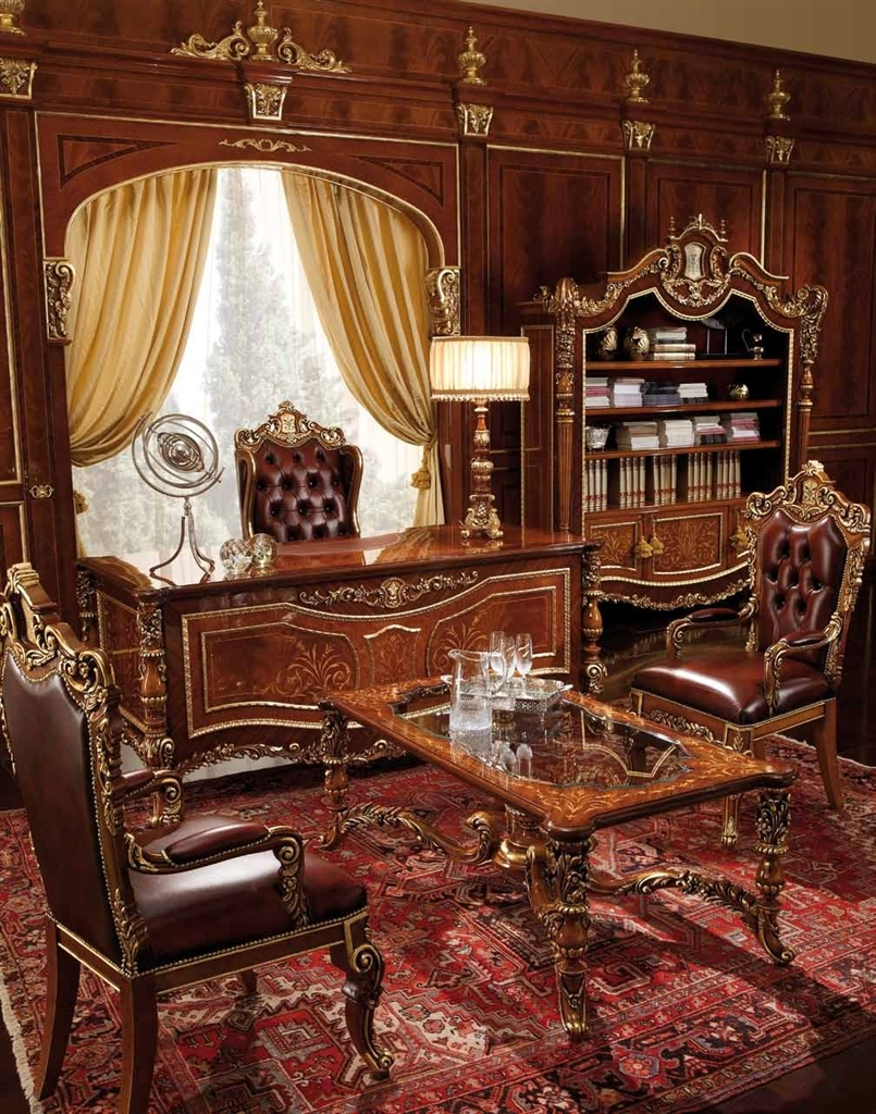 Luxury office furniture furniture masterpiece collection for Home furnishing collection