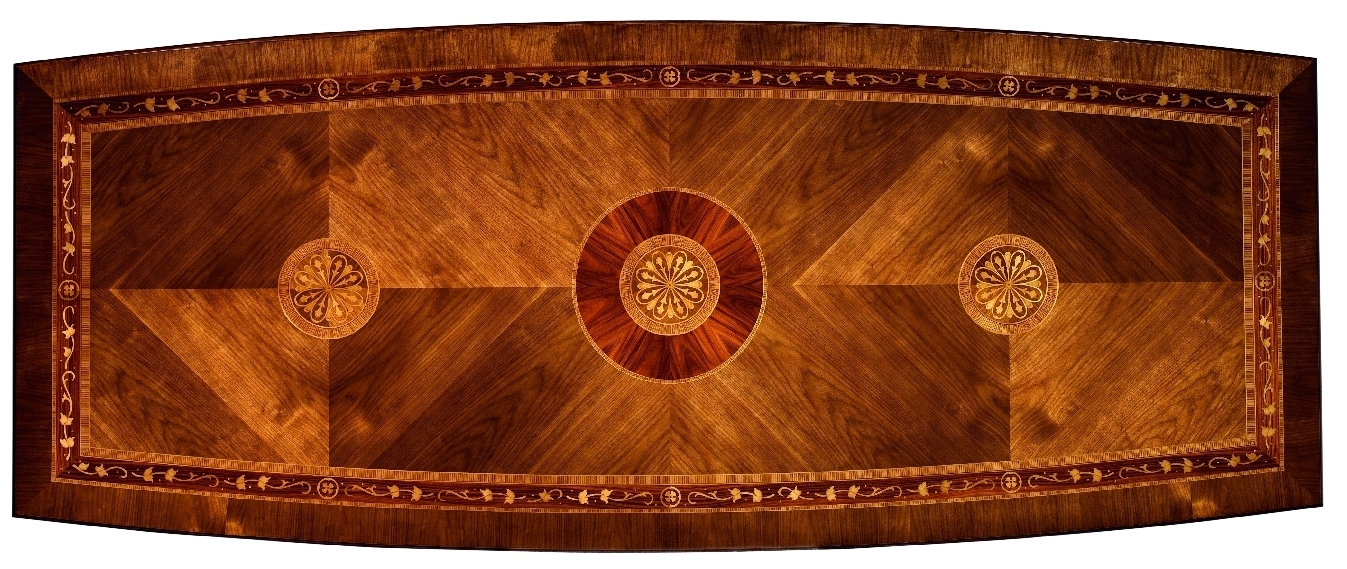 Elegant Dining Tables 11 Luxury Dining Furniture. Exquisite Marquetry And Detail  Work.