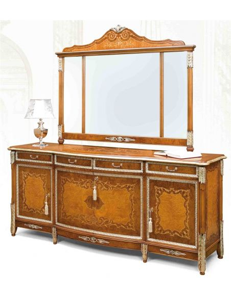 Dining Tables 11 Luxury dining furniture. Exquisite marquetry work.