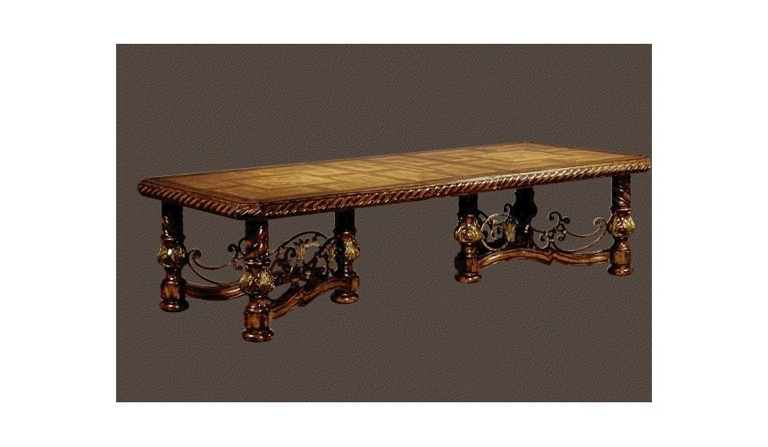 Dining Tables Luxury high end dining furniture, large dining table