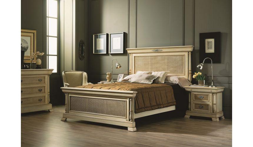 BEDS - Queen, King & California King Sizes Designer Bedroom Set