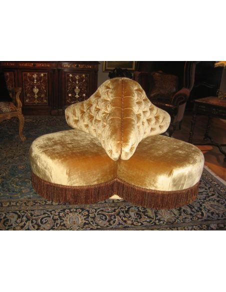 LUXURY BEDROOM FURNITURE Luxury furniture. Three seat chair