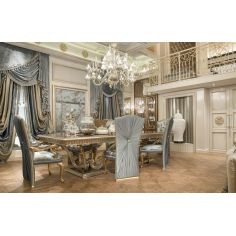 1 Luxury dining furniture and furnishings. 227