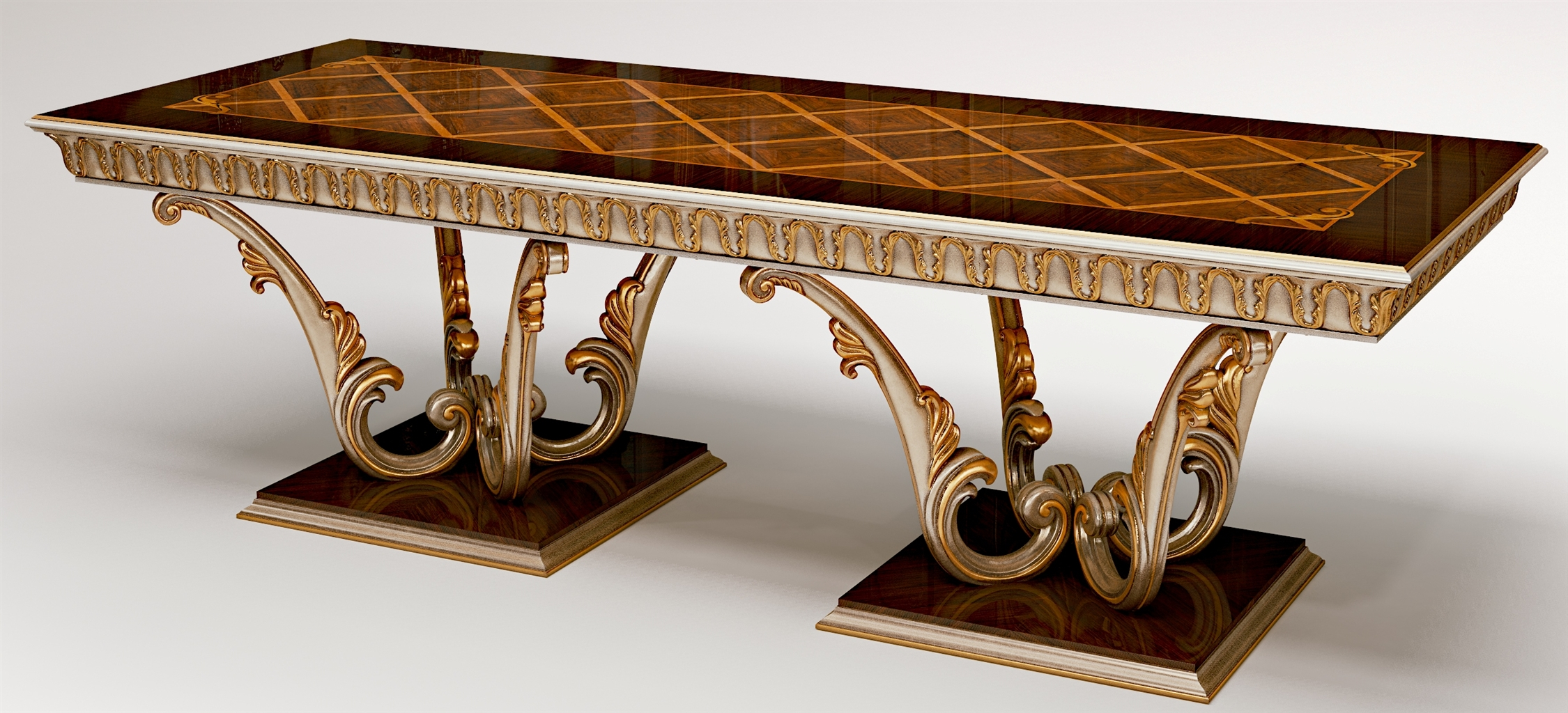 1 luxury dining furniture and furnishings 227 for Luxury dining table