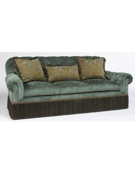 Luxury Furniture Tufted Back Cozy Sofa 930