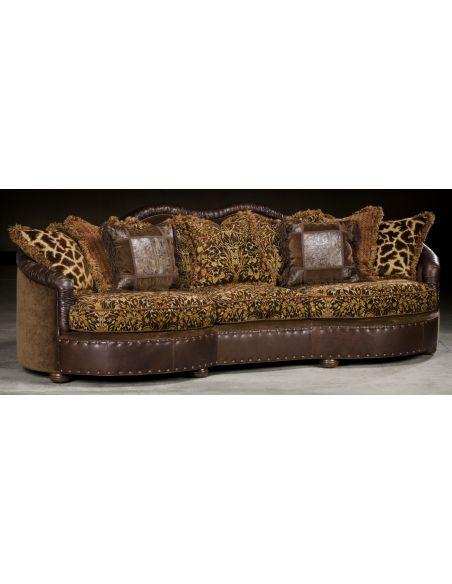 Luxury Leather & Upholstered Furniture Luxury Furniture, Sofa