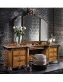Luxury makeup vanity. High end Italian furniture.