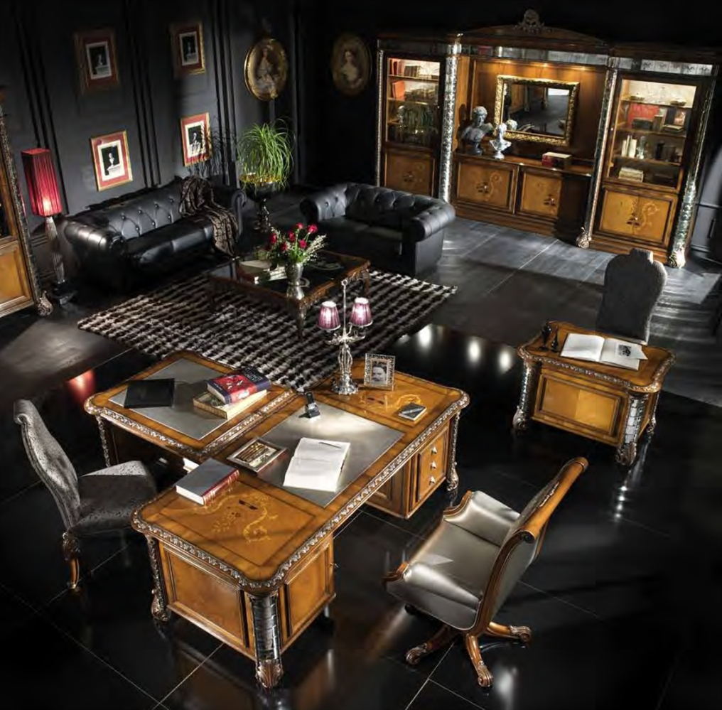 Luxury office furniture italian furniture for At home furniture