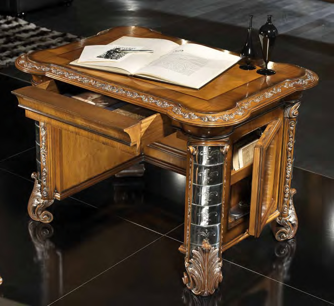 Luxury office furniture italian furniture for Upscale home office furniture