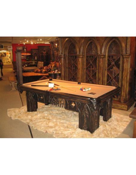 Decorative Accessories Luxury pool table, Billiard Table Custom made