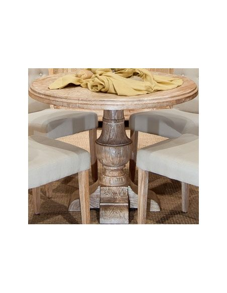 Dining Tables Sedona Finish Round Table