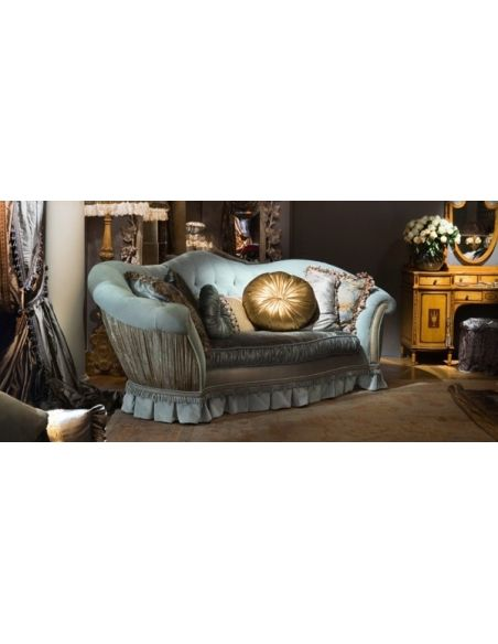 Luxury Leather & Upholstered Furniture 34 Luxury sofa. High style furniture. The best of online shopping