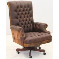 125-01 Tufted Executive Chair
