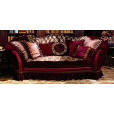 35 Luxury sofa with Custom details. High style furniture. The best of online shopping