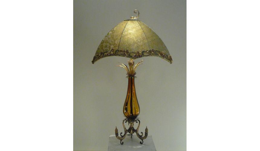 Lighting Luxury Furnishings Lighting Table Lamp