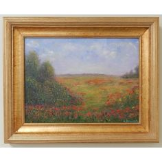 Original oil paintings. Magical by Artist Anne-Marie Debuissert.