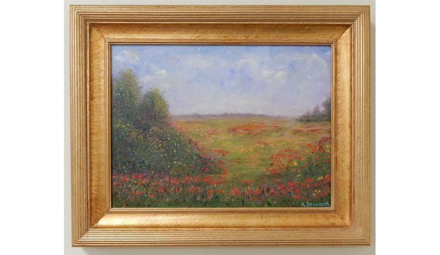 Original Oil Paintings By Artist: Anne-Marie Debuissert Original oil paintings. Magical by Artist Anne-Marie Debuissert.