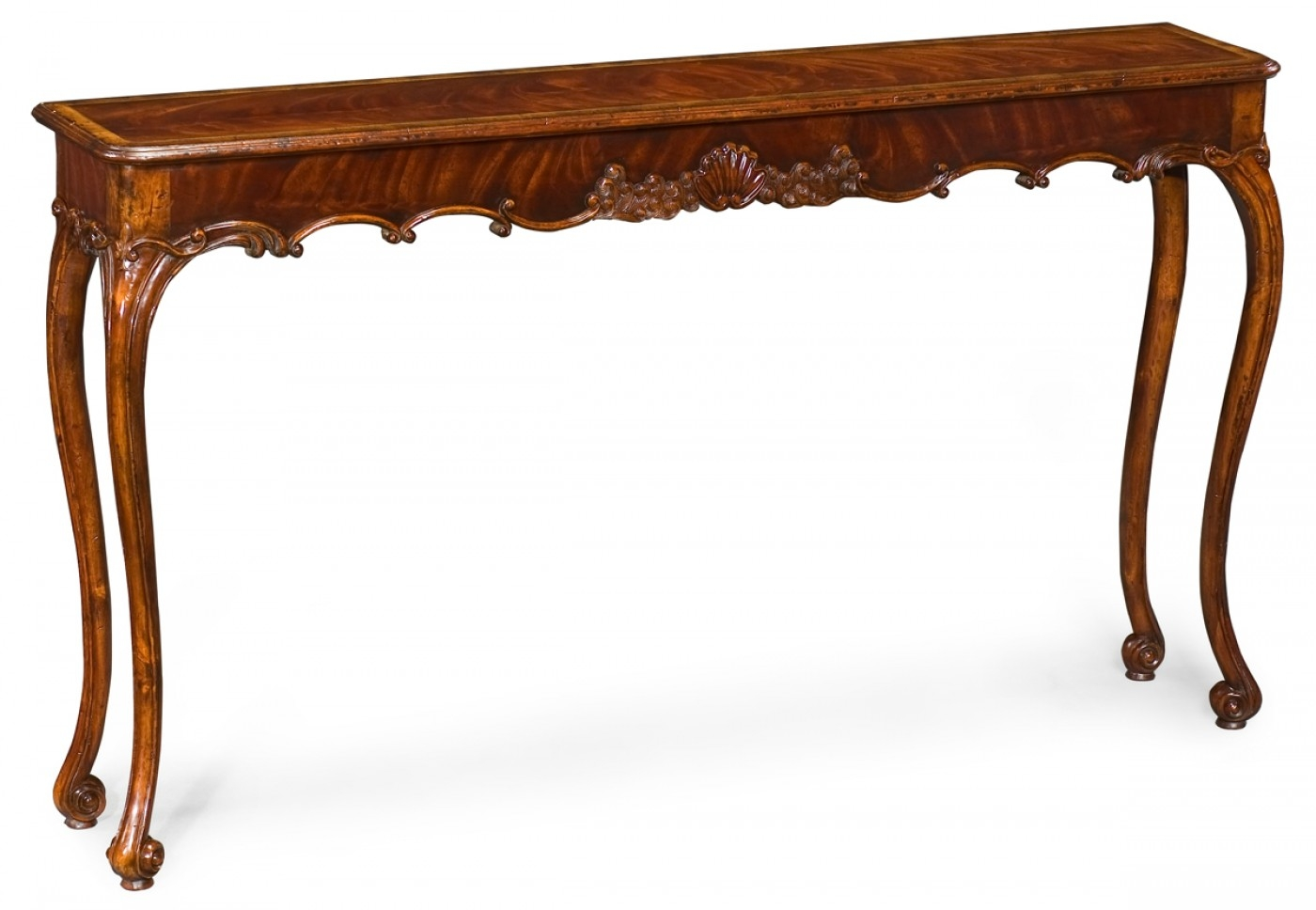 Console & Sofa Tables Mahogany Console, Sofa Table