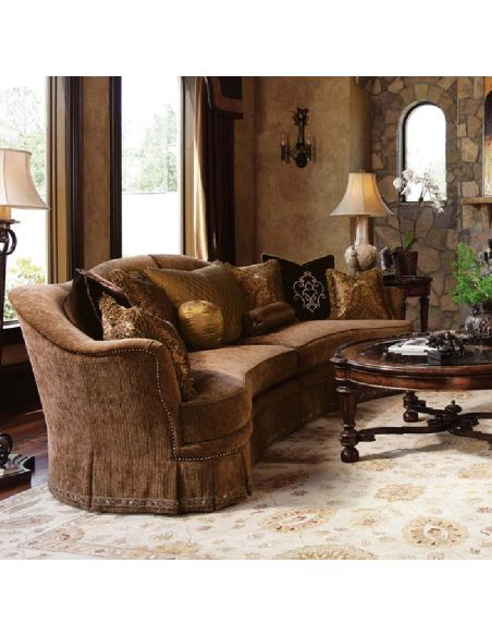 4, High end furniture. Manor home sofa collection.