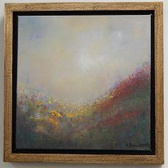Misty, original oil paintings. Artist Anne-Marie Debuissert.