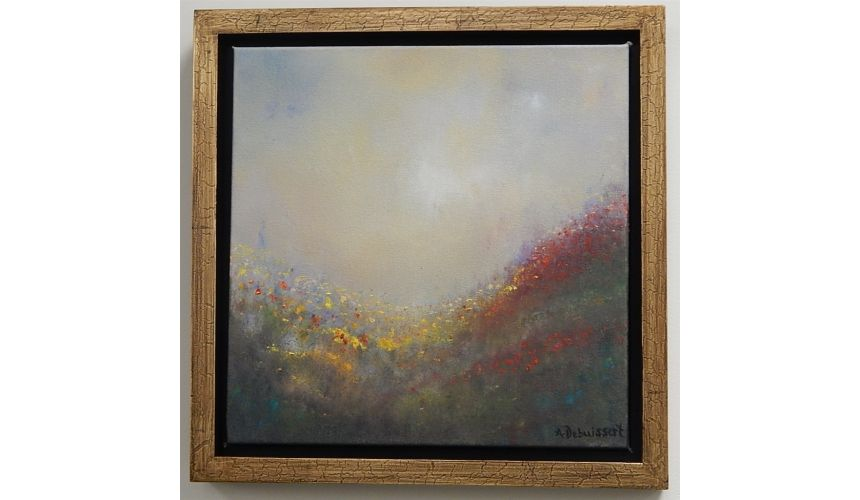 Original Oil Paintings By Artist: Anne-Marie Debuissert Misty, original oil paintings. Artist Anne-Marie Debuissert.