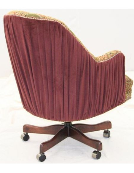 Office Chairs 140 Barrel Back Pierce Arrow