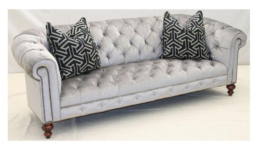 1435-03 Tufted Sofa