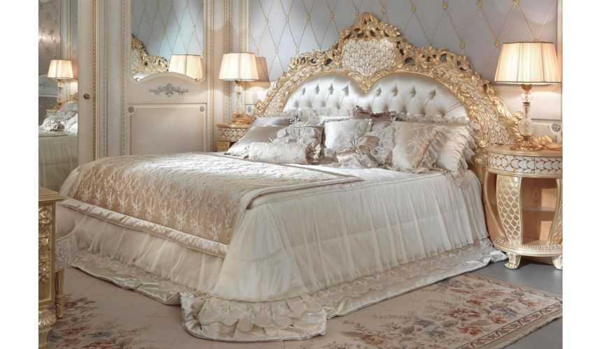BEDS - Queen, King & California King Sizes Sleep like a movie star with this amazing bedroom set.