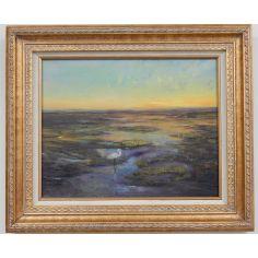 Original oil paintings. Mystic by Artist Anne-Marie Debuissert.