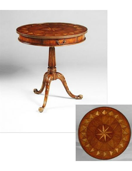 Square & Rectangular Side Tables Occasional-table-veneer-top