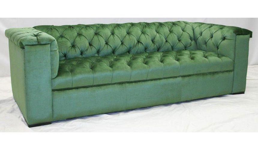 Living Room Upholstered Sofa-7