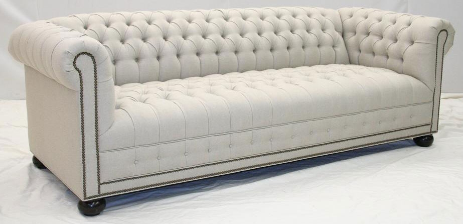American Clic Style Leather Sofa 62