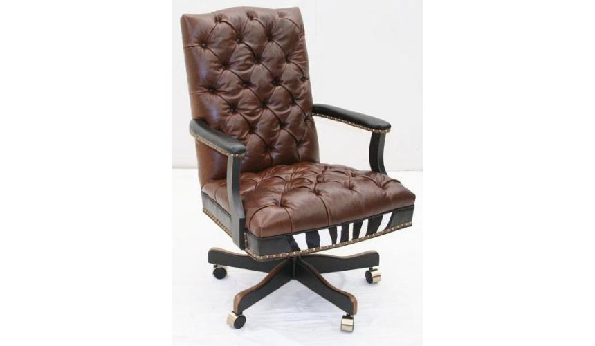 High Quality Luxury Leather Chair-3