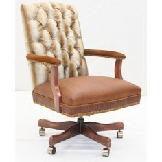Luxury Leather Chair-2