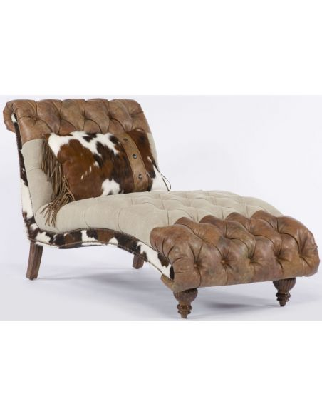 Luxury Leather & Upholstered Furniture 177-17 TUFT-VICTORIA