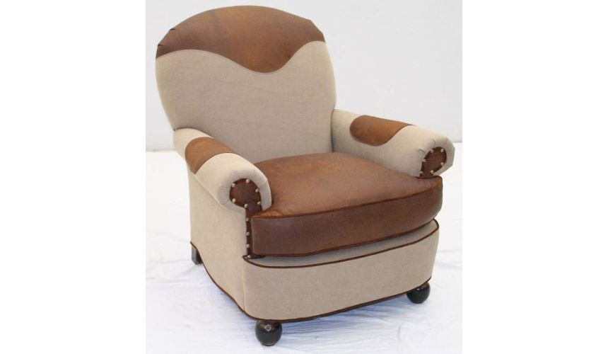 American Made Fabric Chair-3