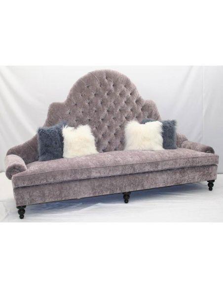 American-Made Luxury Sofa Set-107