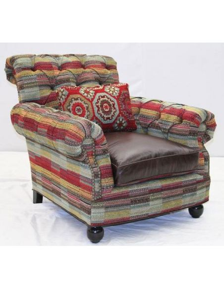 American-Made Upholstered Modern Sofa-87