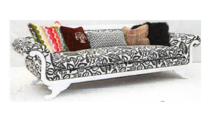 Upholstered Modern Sofa-52