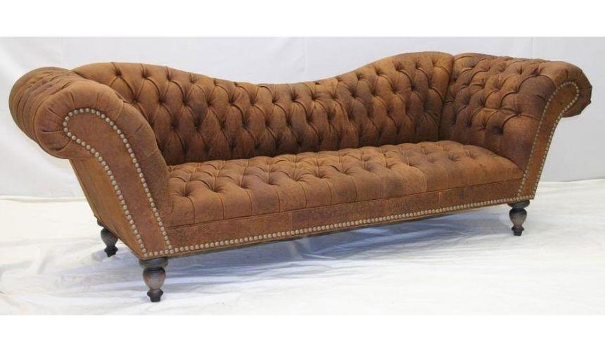 Luxury Modern Style Upholstered Sofa Set-104