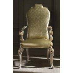 2 High end dining room arm chair.