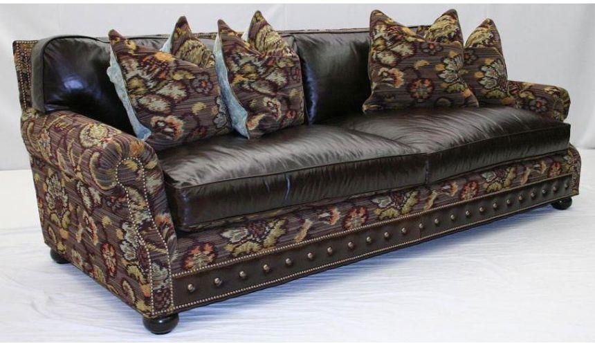 Living Room Luxury Leather Sofa-57